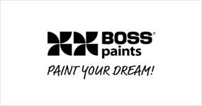 Meubelen Heylen partner Boss Paints