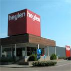 Meubelen Heylen showroom Peer