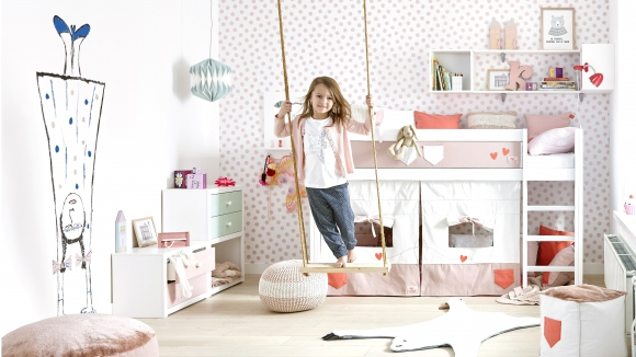 Lifetime kinderkamer Sugar