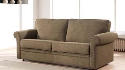 Slaapbank, sofabed, Spazio, bed, zetel, salon, landelijk
