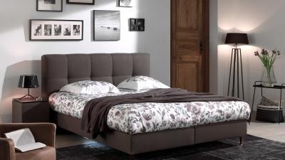 Boxspring, maxima, queen, slapen, bed, comfort, matras, hoofdbord