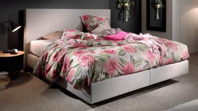 Boxspring, Carte Blanche, slapen, bed, comfort, matras, hoofdbord