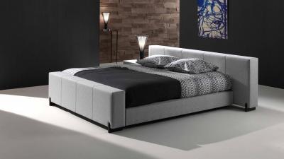 Boxspring, Lounge Deluxe, slapen, bed, comfort, matras, hoofdbord